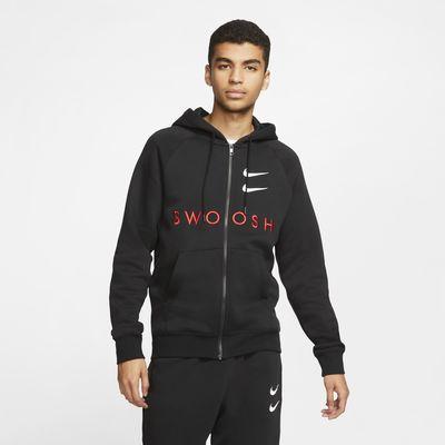 Мужская худи с молнией во всю длину Nike Sportswear Swoosh