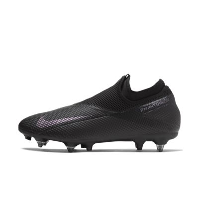 Nike Phantom Vision 2 Academy Dynamic Fit SG-PRO Anti-Clog Traction Soft-Ground Football Boot