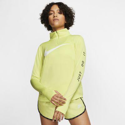 Nike Women's 1/4-Zip Running Top
