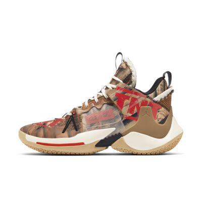 """รองเท้าบาสเก็ตบอลผู้ชาย Jordan """"Why Not?"""" Zer0.2 SE"""