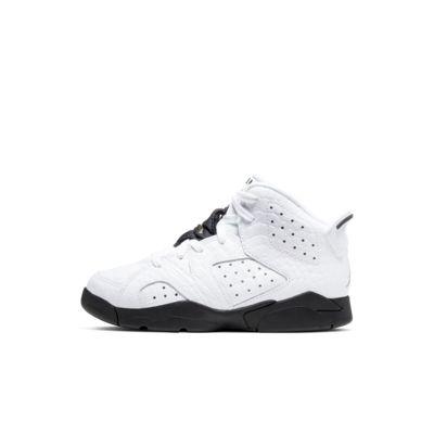 Air Jordan Retro 6 (10.5c-3y) Little Kids' Shoe