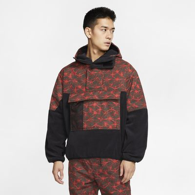 Anorak in fleece Nike ACG - Uomo