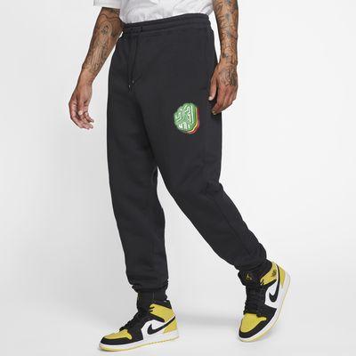 Męskie spodnie z dzianiny Jordan Jumpman Sticker