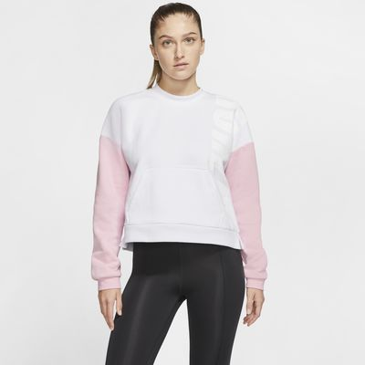 Hurley Sport Block Women's Fleece Crew