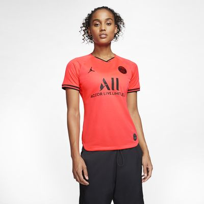 Jordan x Paris Saint-Germain 2019/20 Stadium Away Women's Football Shirt