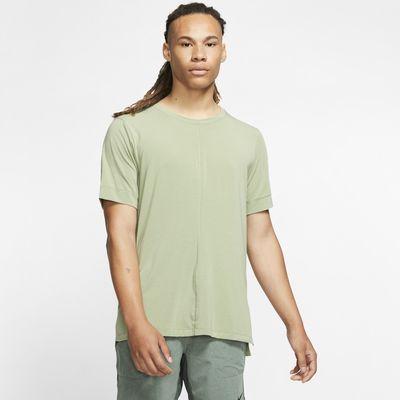 Kortärmad tröja Nike Dri-FIT för män