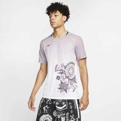 Pánské běžecké tričko Nike Rise 365 Wild Run