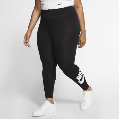Legging taille haute Nike Sportswear Leg-A-See pour Femme (grande taille)