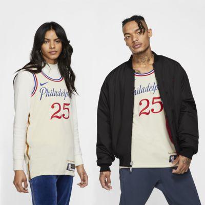 Ben Simmons 76ers – City Edition Nike NBA Swingman Jersey