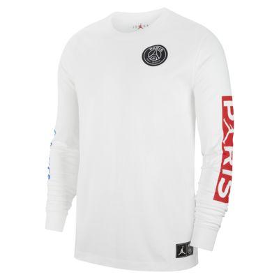 T-shirt a manica lunga Paris Saint-Germain