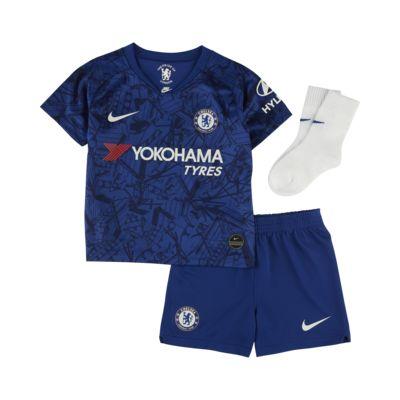 2019/20 赛季切尔西主场婴童足球球迷服套装