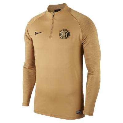 Inter Milan Strike Men's Football Drill Top