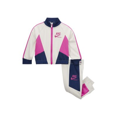Set med jacka och byxor Nike Sportswear för baby (12-24 mån)