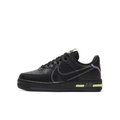 Nike Air Force 1 React (GS) 大童运动童鞋