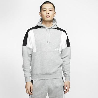 Nike Sportswear Color-Block hettegenser til herre