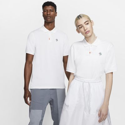 "Polo de ajuste entallado unisex Nike Polo ""Embrace it"""