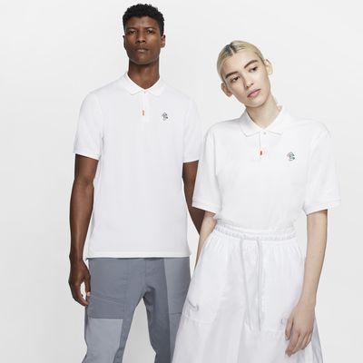 "Nike Polo ""Embrace It"" Dar Kesimli Unisex Polo Üst"