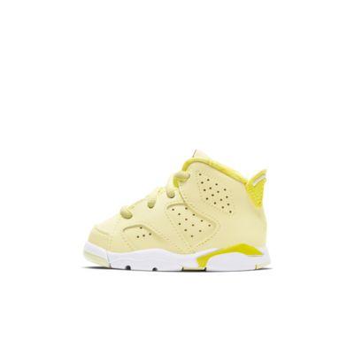 Air Jordan 6 Retro (2c-10c) Infant/Toddler Shoe