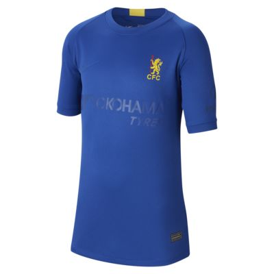 Chelsea FC Stadium Cup Older Kids' Football Shirt