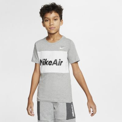Nike Air T-skjorte for store barn (gutt)
