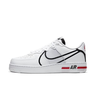 Scarpa Nike Air Force 1 React Uomo