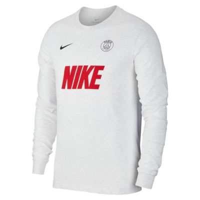 Paris Saint-Germain Men's Long-Sleeve Soccer T-Shirt