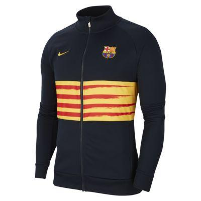 F.C. Barcelona Men's Football Jacket