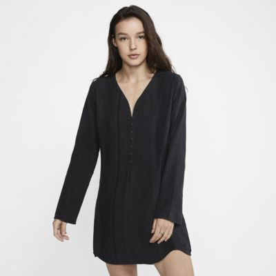 Hurley Sunset Women's Long-Sleeve Dress