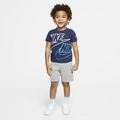 Nike Sportswear Toddler T-Shirt and Shorts Set