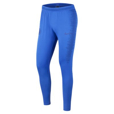 Мужские футбольные брюки Nike VaporKnit Chelsea FC Strike