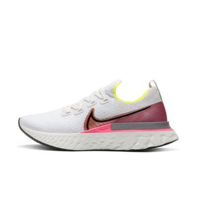 Nike React Infinity Run Flyknit løpesko til dame