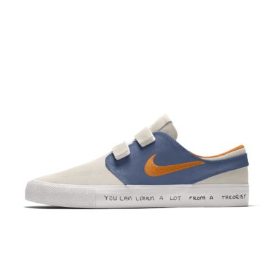 Chaussure de skateboard personnalisable Nike Zoom Stefan Janoski RM Premium By You