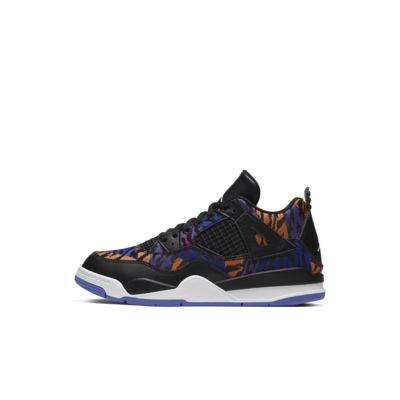 Jordan 4 Retro SE Little Kids' Shoe