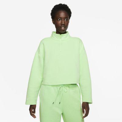 Haut à 1/4 de zip Nike Sportswear Tech Fleece pour Femme