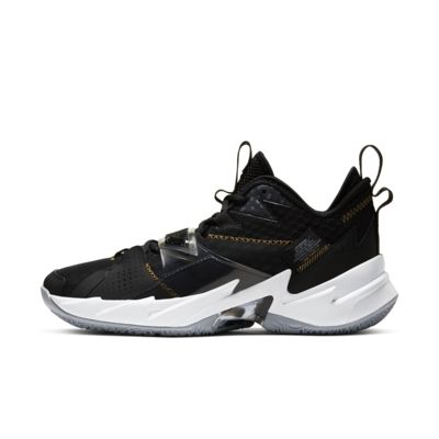 """Jordan """"Why Not?"""" Zer0.3 Erkek Basketbol Ayakkabısı"""
