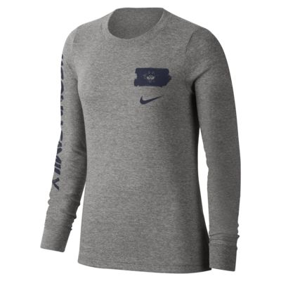Nike College (UConn) Women's Long-Sleeve T-Shirt