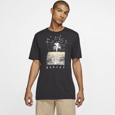 T-shirt męski Hurley Dri-FIT Palmwater