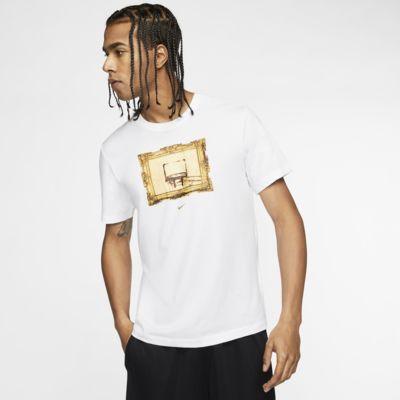 Nike Dri-FIT-basketball-T-shirt til mænd
