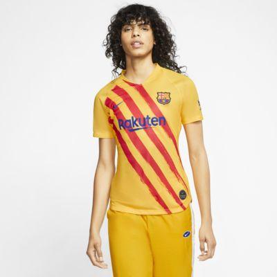 Женское футбольное джерси FC Barcelona Stadium Fourth