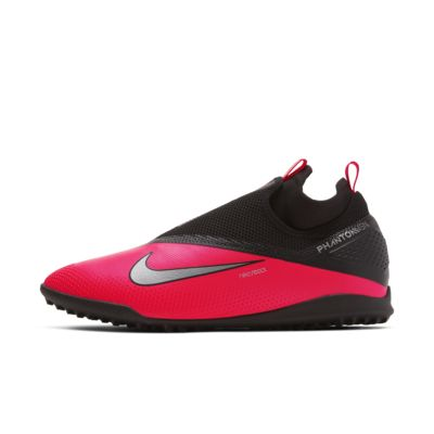 Calzado de fútbol para césped deportivo artificial (turf) Nike React Phantom Vision 2 Pro Dynamic Fit TF
