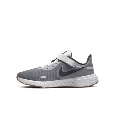 Nike Revolution 5 FlyEase Big Kids' Running Shoe (Wide)
