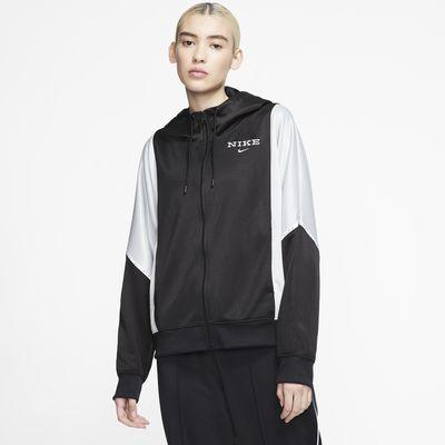 Huvjacka med hel dragkedja Nike Sportswear för kvinnor