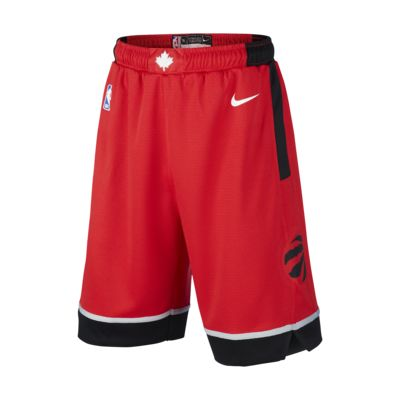 Toronto Raptors Icon Edition Older Kids' Nike NBA Swingman Shorts