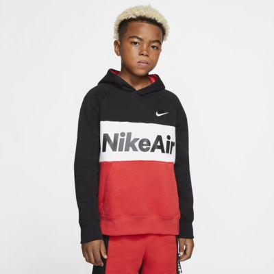 Huvtröja Nike Air för ungdom (killar)