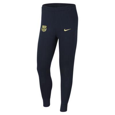 FC Barcelona Men's Fleece Pants