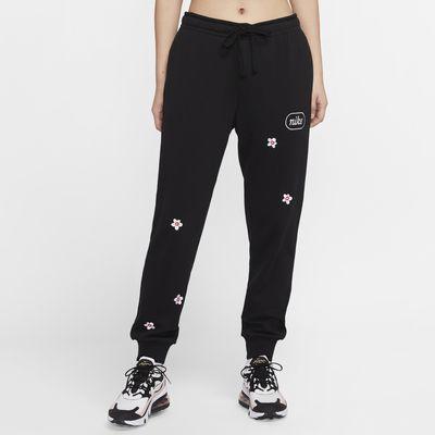 【ナイキ直営店 / Nike.com限定】ナイキ スポーツウェア ウィメンズ エンブロイダード フリース パンツ
