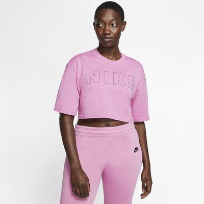 Nike Air Women's Cropped T-Shirt