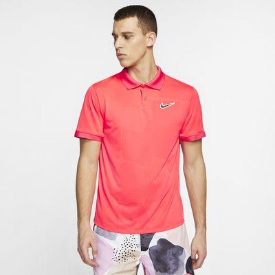 Polo da tennis NikeCourt Breathe Advantage - Uomo