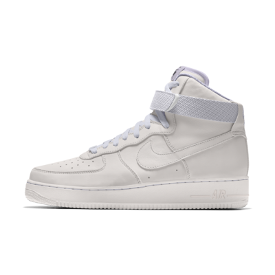 Nike Air Force 1 High By You Zapatillas personalizables - Blanco
