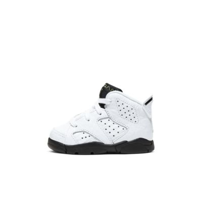Air Jordan Retro 6 (2c-10c) Infant/Toddler Shoe